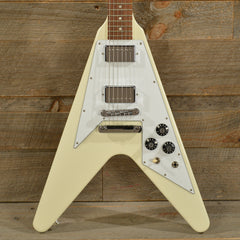 Gibson USA Flying V 2015 Classic White USED (s083)
