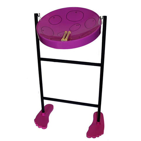 Panyard Jumbie Jam Steel Drum Purple