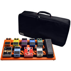 Gator Large Pedal Board Orange w/Carry Bag