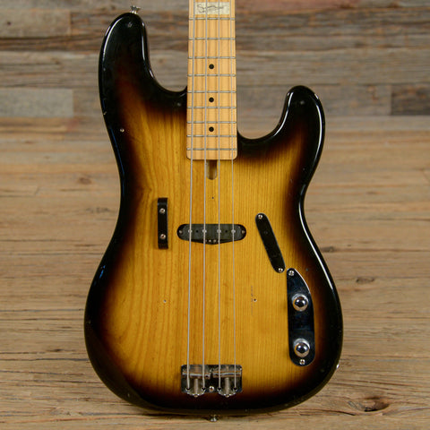 Fender Artist Series Sting Precision Bass Sunburst 2002 (s243)