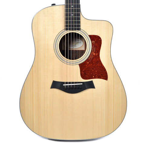 Taylor 210ce Deluxe Sitka/Rosewood Natural - Floor Model