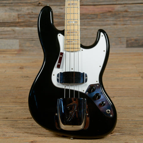 Fender Jazz Bass Black 1975 (s545)
