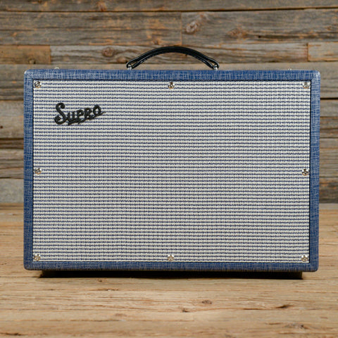 Supro 1668RT Jupiter 35/45/60W 1x12 Combo USED (Serial #00258)