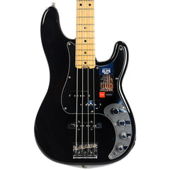 Fender American Elite Precision Bass Black
