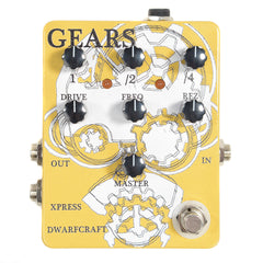 Dwarfcraft Devices Gears Sub-Octave Overdrive