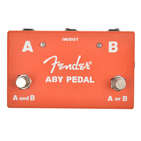 Fender ABY Red