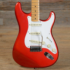 Fender American Vintage Õ57 Stratocaster Candy Apple Red 2012 (s422)