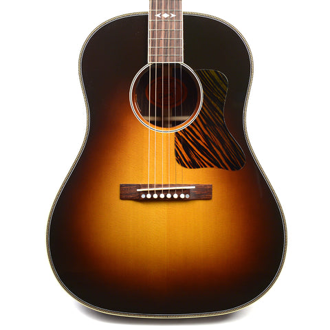 Gibson Montana Advanced Jumbo Herringbone Sitka/Rosewood w/LR Baggs Lyric (Limited Edition of 65)