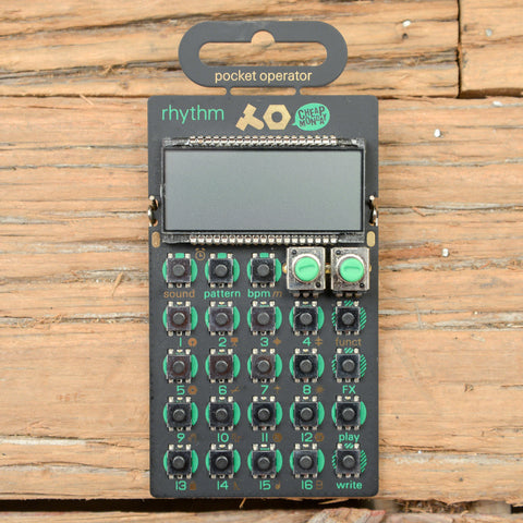 Teenage Engineering Pocket Operator PO-12 Rhythm USED