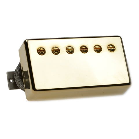 Gibson 57 Classic Plus Humbucker - Gold Cover'