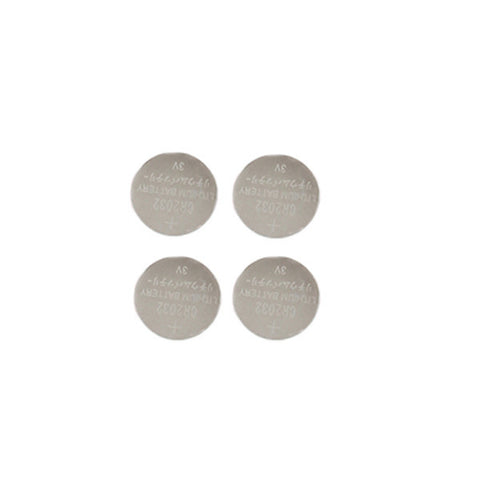 D'Addario/Planet Waves Lithium Battery 4-Pack
