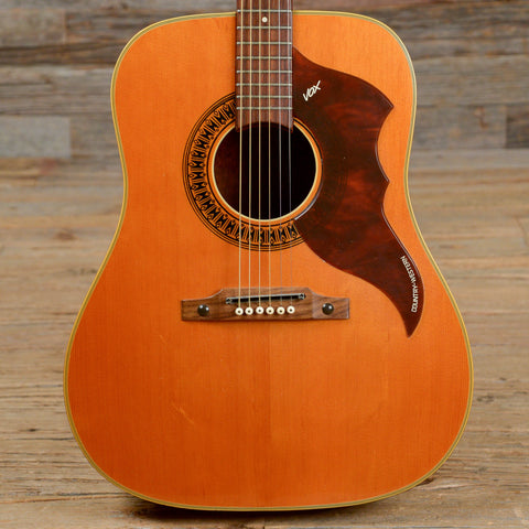 Vox Country & Western Natural 1960s (s600)