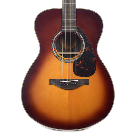 Yamaha LS6RBSHC Concert Acoustic-Electric Brown Sunburst
