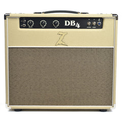 Dr. Z DB4 1x12 18/38W Combo Blonde w/Tan Grill & Celestion Gold