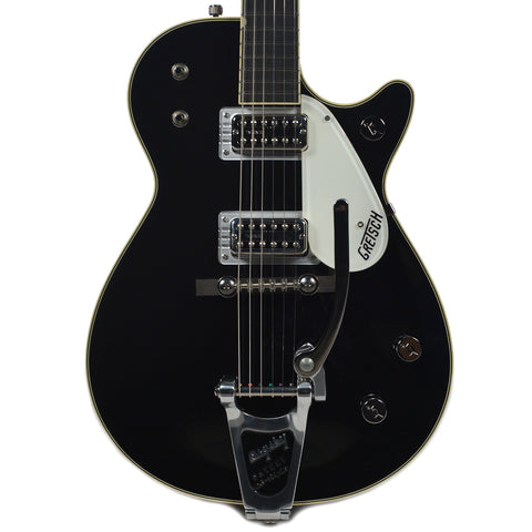 Gretsch G6128T-59 Vintage Select Edition 59 Duo Jet Black w/Bigsby