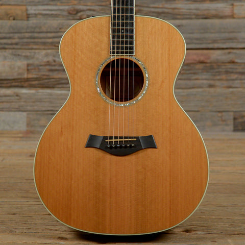 Taylor GA5e Acoustic-Electric Natural 2012 (s077)