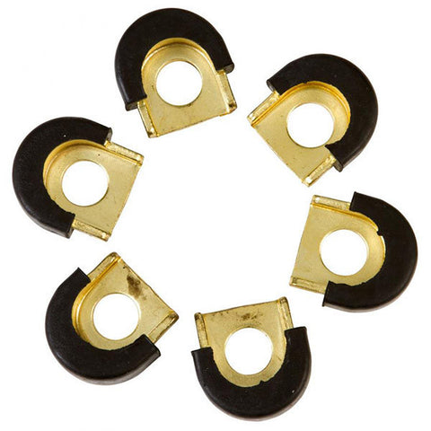 LP Latin Percussion Integrated Conga Shell Protectors - Pack of 6 (Galaxy)