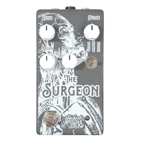 Matthews Effects Surgeon Anatomical Delay