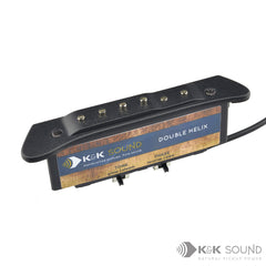 K&K Double Helix Solo Pickup for Acoustic Guitars
