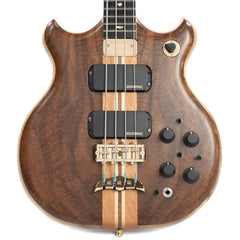 Alembic Brown Bass Flame Walnut Top/Back Myrtle Core (Serial #BB14549)