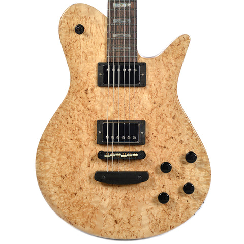 Fodera Imperial Custom w/Masur Birch Top and Mahogany Body/Neck