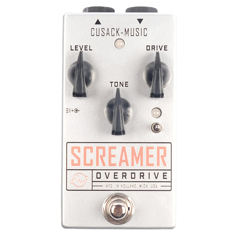Cusack Music Screamer Overdrive v2