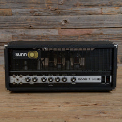 Sunn Model T 100W Amp Head 1970s (Serial #R-0042)