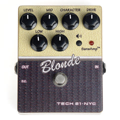 Tech 21 SansAmp Character Series Blonde (v2)