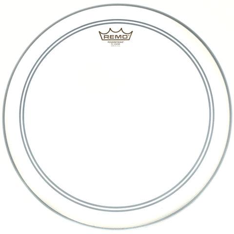Remo 16 Inch Batter Powerstroke 3 Coated Drum Head