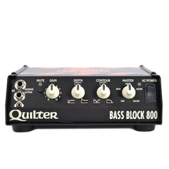 Quilter Labs Bass Block 800 Head