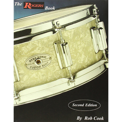 "Rebeats ""The Rogers Book - Second Edition"" by Rob Cook"