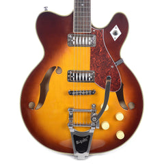Airline H74 Honeyburst Floor Model