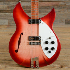Rickenbacker Model 1997 Rose Morris Reissue Fireglo 1999 (s057)