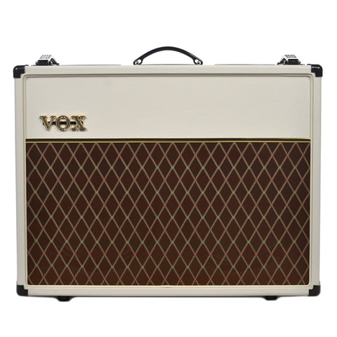 Vox AC30 Limited Edition White Bronco 2x12 Combo w/Celestion Creamback