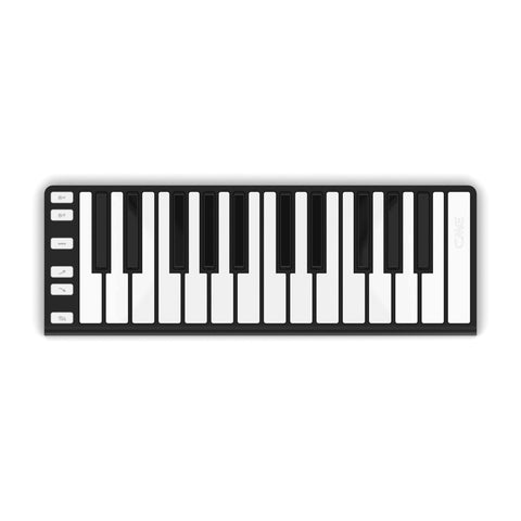 XKey 25-Key Mobile MIDI Keyboard Black