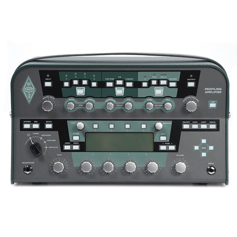 Kemper Amps Profiler Head and Remote Bundle Black