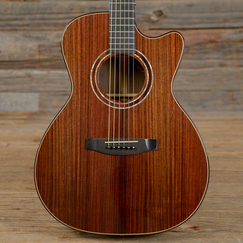 Lakewood 7-32 Cut Acoustic-Electric Natural 2001 (s137)