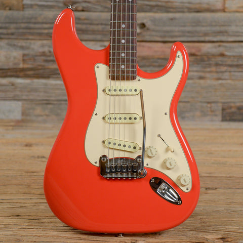G&L Legacy Fullerton Red USED (s765)