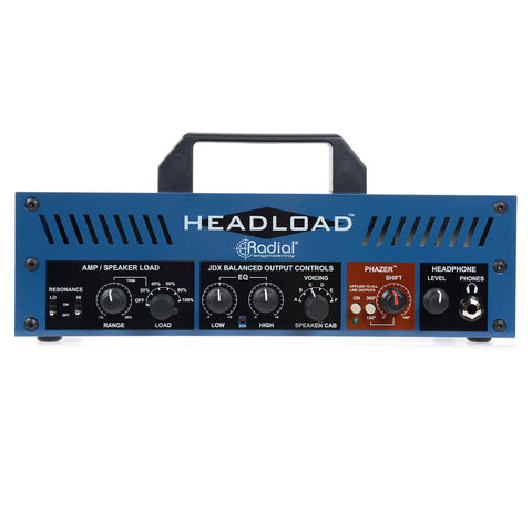 Radial Headload Guitar Amp Load Box 8 Ohm