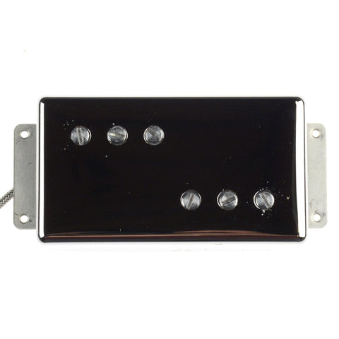 Curtis Novak Widerange Humbucker Neck Pickup Nickel