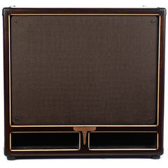 Tyrant Tone 1x15 Guitar Cab Mahogany w/Chocolate Grille