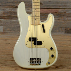 Fender American Vintage '58 Precision Bass Aged White Blonde USED (s666)