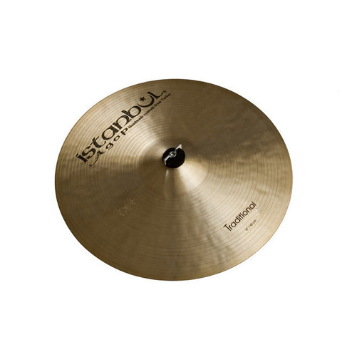 Istanbul Agop 16 Inch Traditional Paper Thin Crash Cymbal