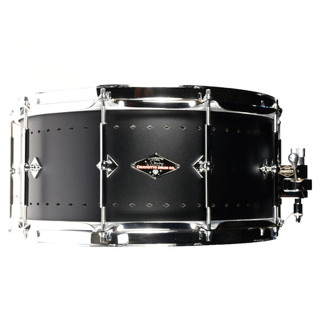 Craviotto 6.5x14 Solitaire Series Aluminum Snare Drum