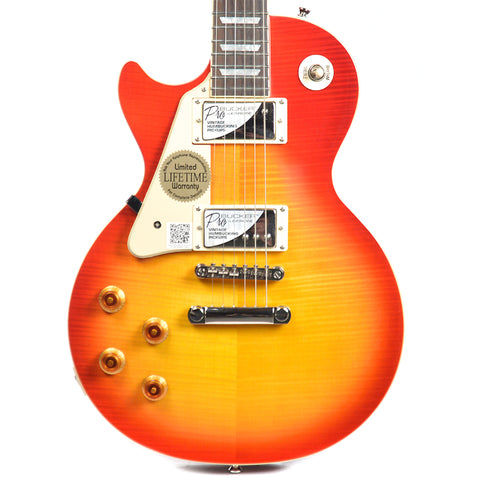 Epiphone Les Paul STD Plus Top Pro LEFTY Heritage Cherry Sunburst