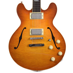 Collings I-35 LC Deluxe Iced Tea Full-Body Sunburst w/Lollar Low Wind Imperials (Serial #17871)