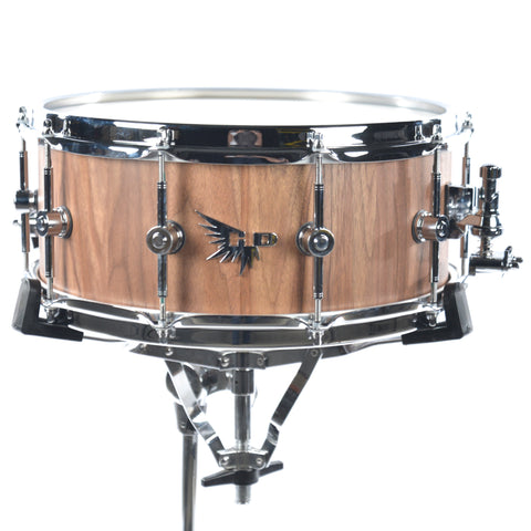 Hendrix 6x14 Satin Walnut Snare Drum