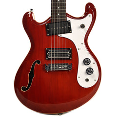 Danelectro D66 Transparent Red