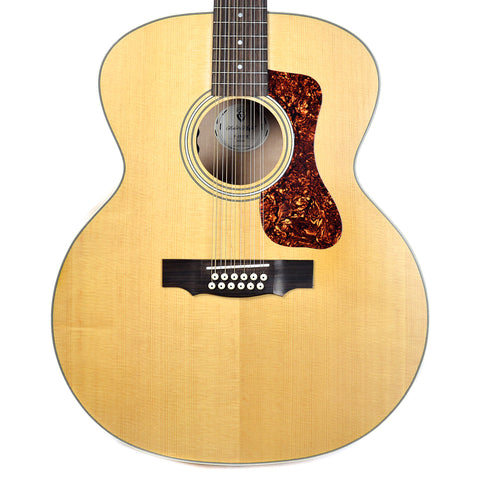 Guild Westerly F-2512E Archback Jumbo 12-String Spruce/Maple Natural