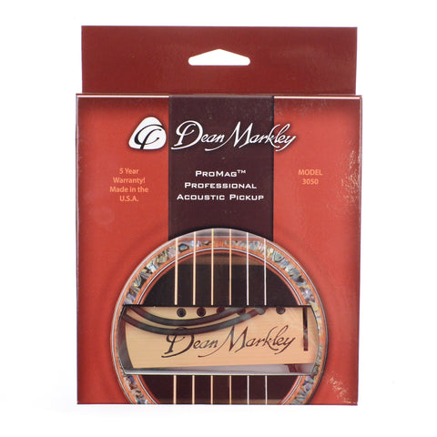 Dean Markley ProMag Professional Acoustic Soundhole Pickup
